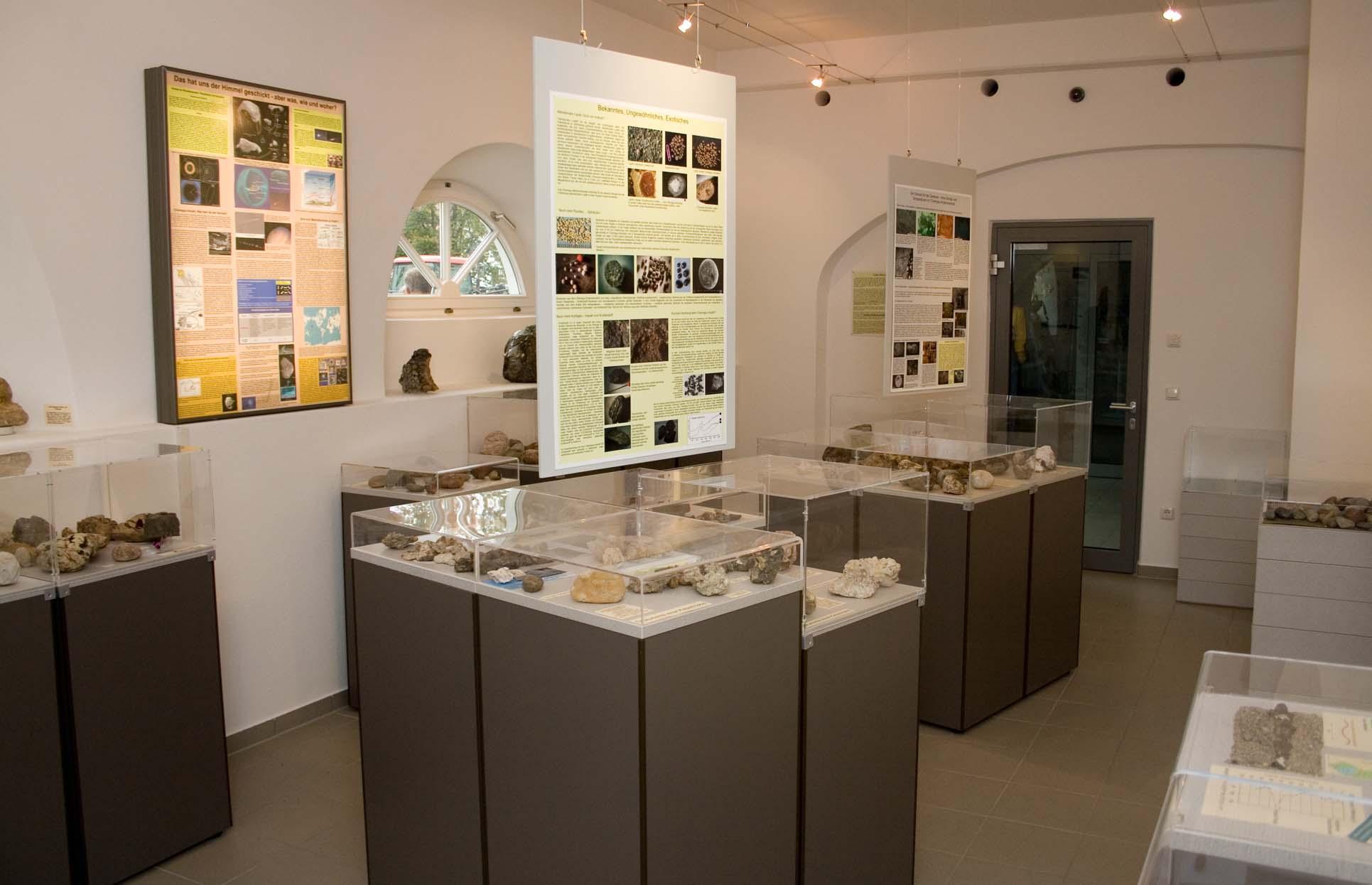 Impaktmuseum Rathaus Grabenstätt ganzjährig geöffnet